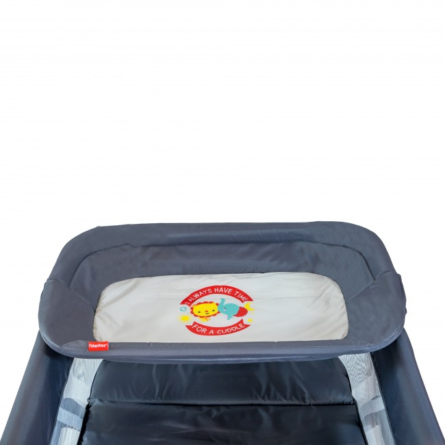 Buy Fisher Price Trance Portable Baby Cot at Funstation | Shop ...